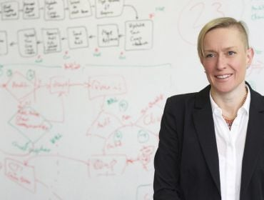 Why Grant Thornton's Sinead Donovan 'reimagines' herself every eight years