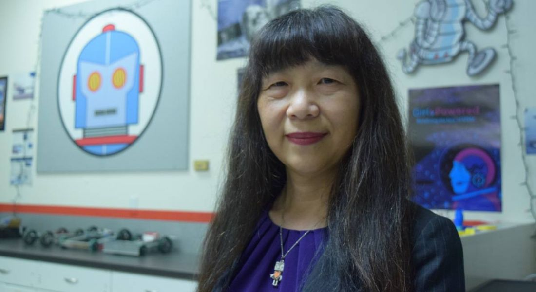 Bing Jiang: How robotics can spark kids' interests in engineering