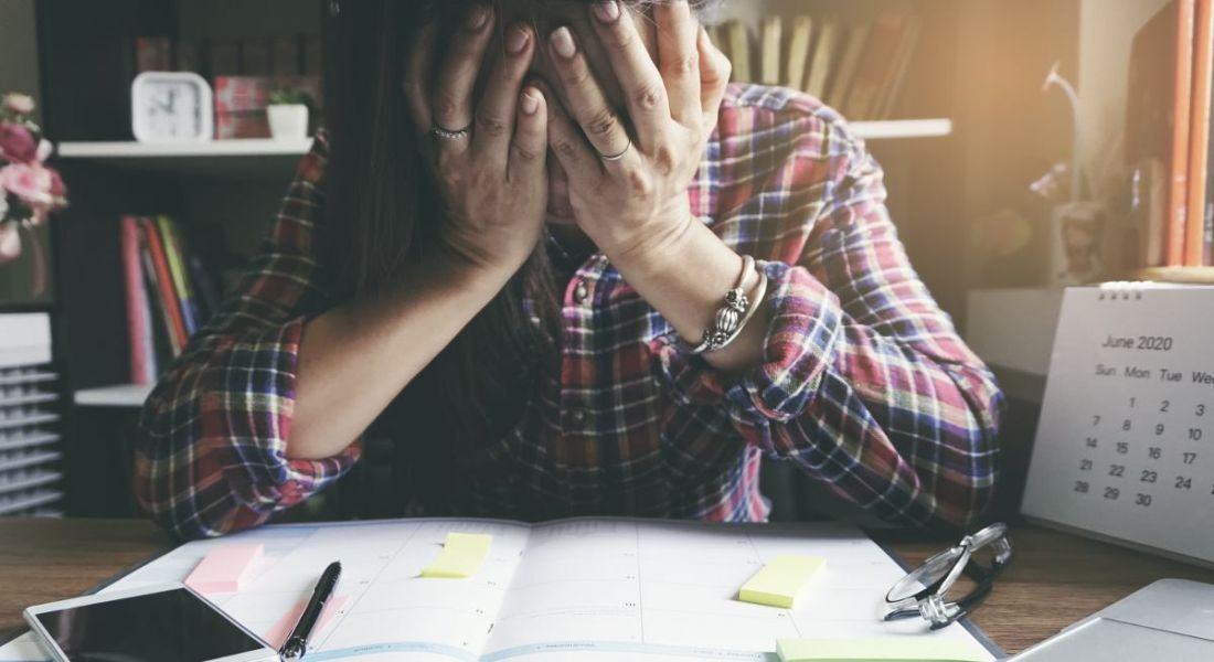 Survey suggests Covid-related work stress weighing heavier for women
