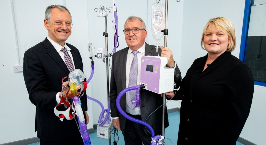 Armstrong Medical announces £8m investment and 24 new jobs for Coleraine