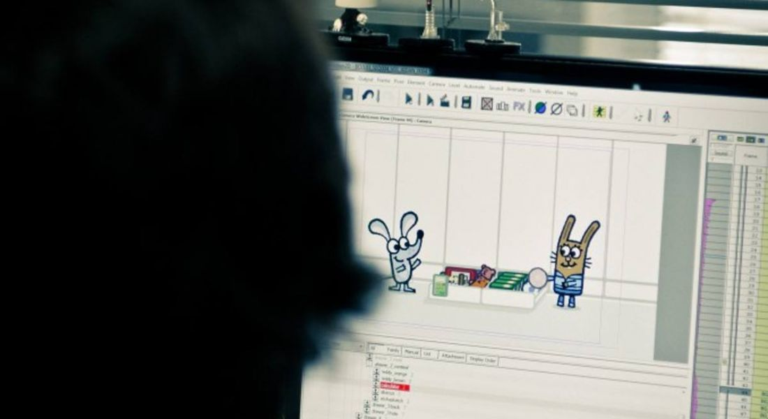 Kavaleer's Andrew Kavanagh on why 'it's a good time to be in animation'