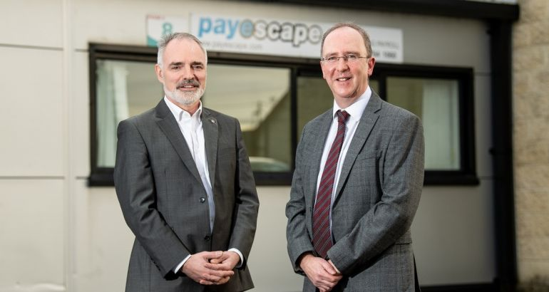 Payescape announces 20 new jobs and £1m investment for Ballymoney