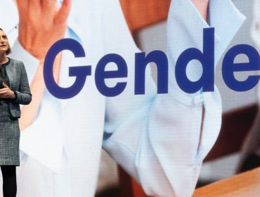 'Demand for gender balance needs to be led by both men and women'