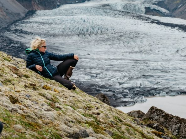 Meet the glaciologist with one of the coolest jobs in the world