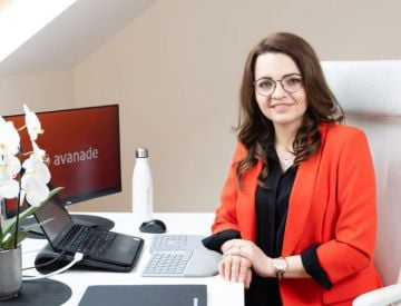 'My job is often to convince women they are more than good enough'