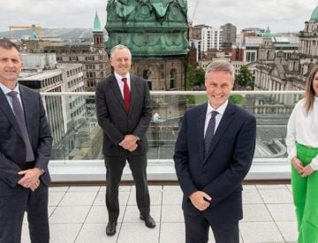 Over 750 jobs created at new PwC R&D centre in Belfast