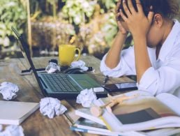 How stressful is it to be a manager?