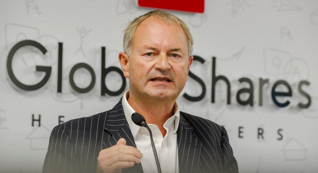 Global Shares CEO Tim Houstoun.