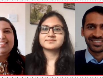 Watch: Three graduates discuss their experience starting work