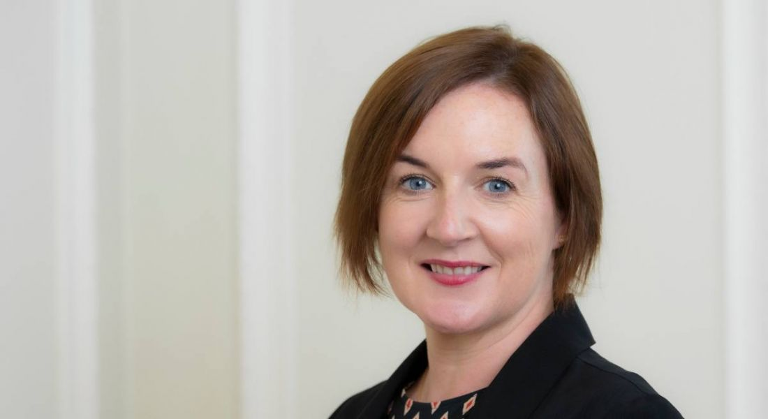 Headshot of Larissa Feeney, CEO and founder of Accountant Online.