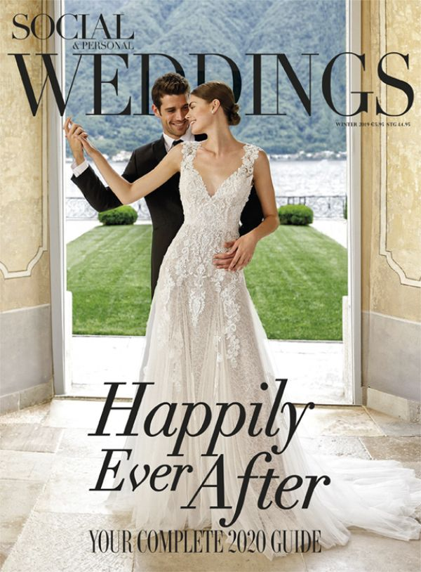 Subscribe now to the best wedding magazine ever