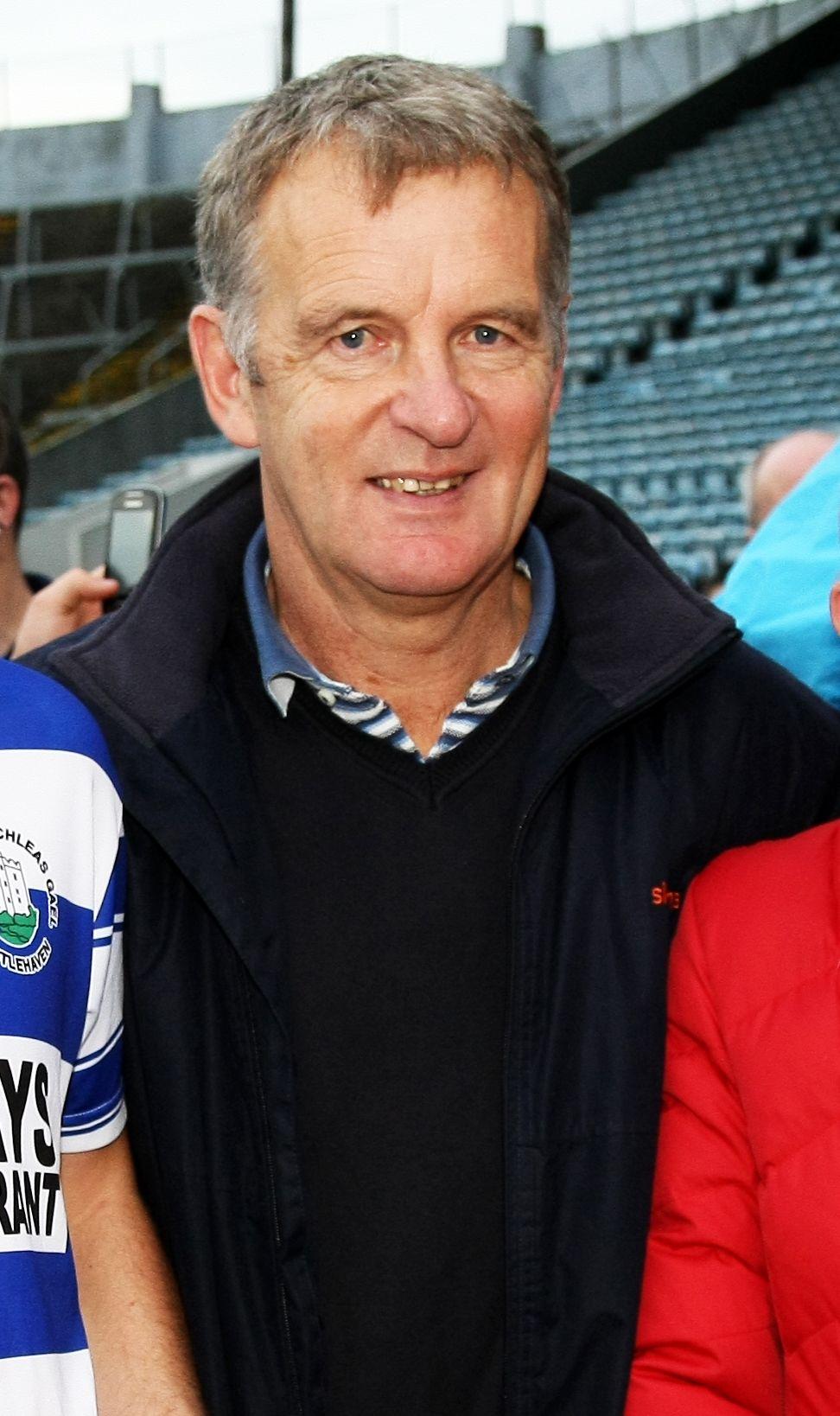 New manager: Jim Nolan.