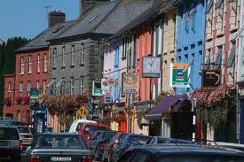 Clon streets