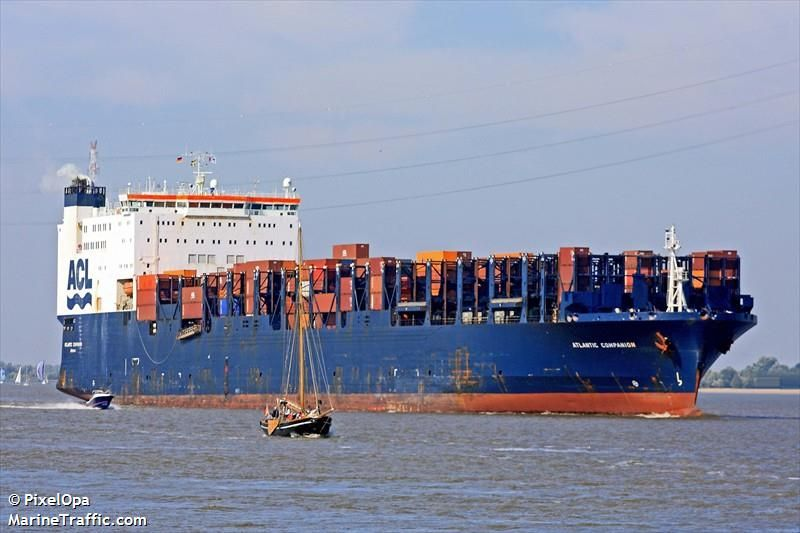 Atlantic Companion: engine restarted
