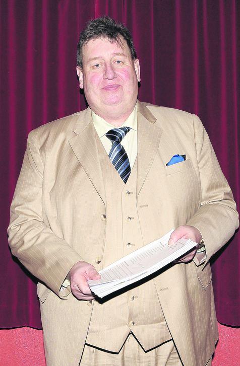Chairman: John Corcoran.