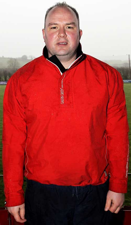 Sacred Heart manager Brian Daly previews Saturday