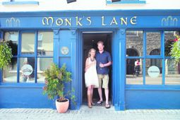 Michelle OMahony and Gavin Moores restaurant in Timoleague has been named in Sally and John McKennas 100 Best in Ireland.