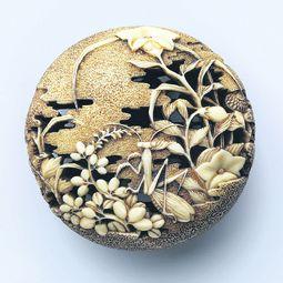 Netsuke is the Japanese art of miniature
