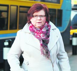 Marie Farrell: evidence was recalled in court this week