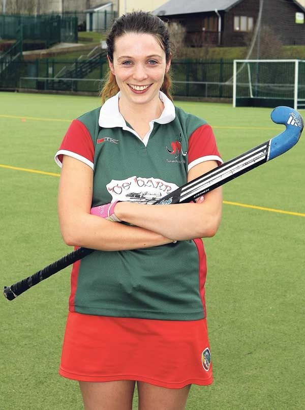 Cup win: Cliodhna ORegan, captain of the Clonakilty team that won the Division IB Cup final on Sunday.