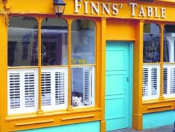 Finns Table is the latest restaurant to be added to Kinsales Good Food Circle of local eateries. It is run by husband-and-wife couple John and Julie Finn.