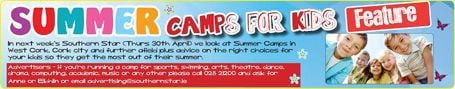 summer camps 2015 promo
