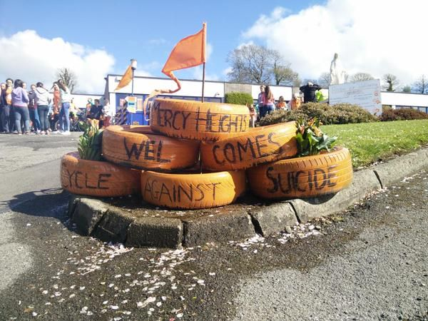 A warm welcome in Mercy Heights in Skibbereen