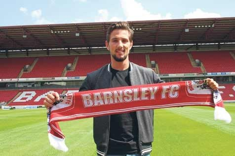 Player of the year: Bandons Conor Hourihane has enjoyed a terrific first season in League One with Barnsley.