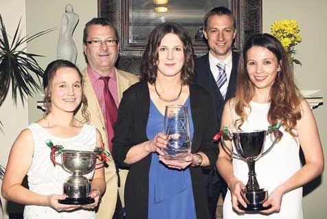 Super season: Silverware glitters as Clonakilty Hockey Club celebrated at their victory dinner at Fernhill House Hotel
