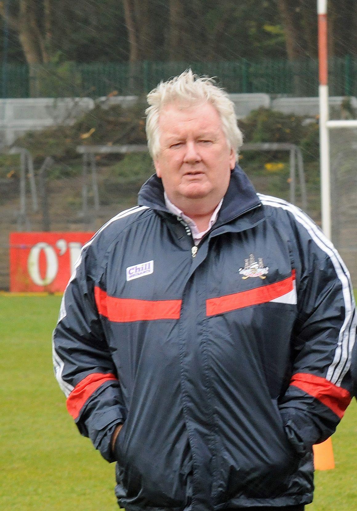 Cork boss: Donal O