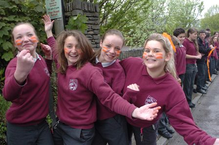 Schull students get behind Cycle Against Suicide
