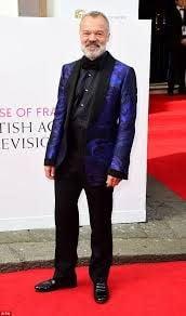 Graham Norton: Bafta award this week