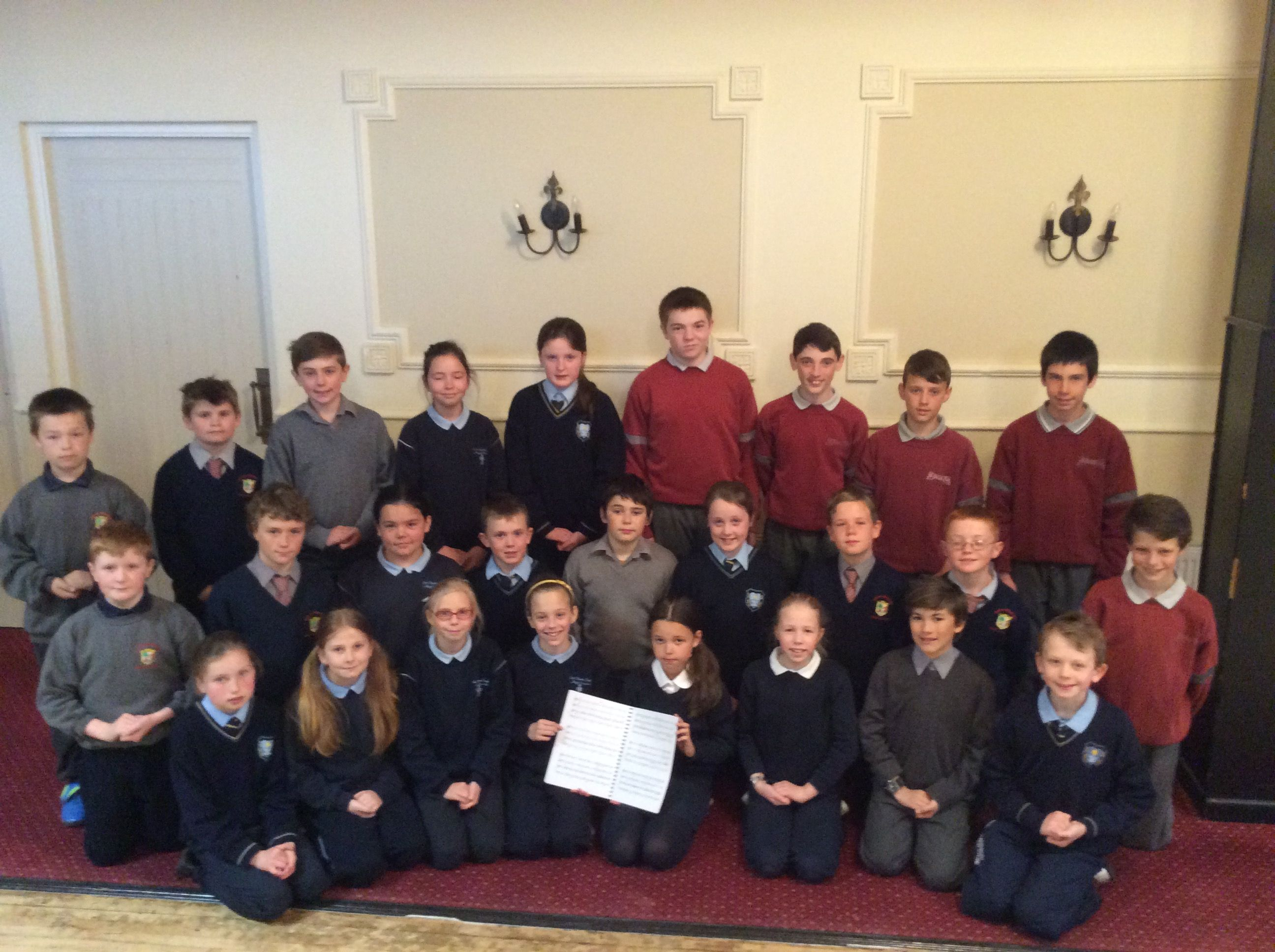 The National Childrens Choir is a school-based choral experience for primary school children.