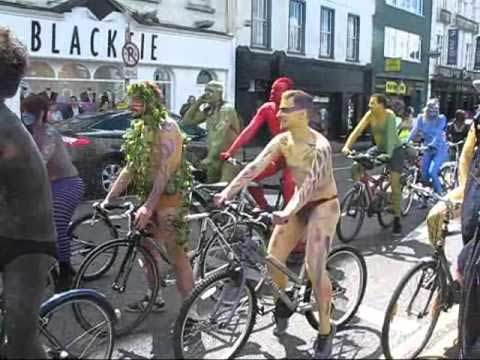 2015 World Naked Bike Ride