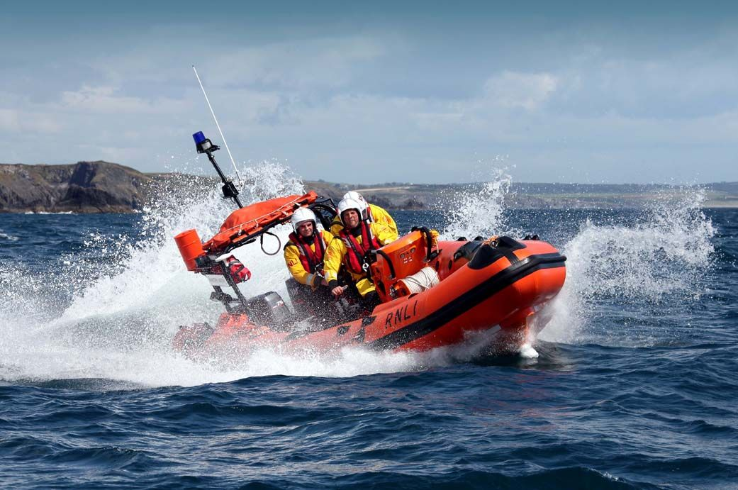 RNLI: Rescue off West Cork earlier today
