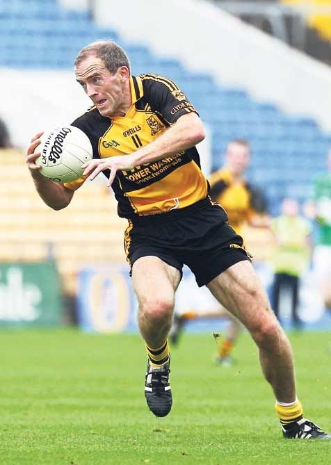 Experienced: Paudie Kissane (Clyda Rovers) is a former member of the Clare senior football backroom team.