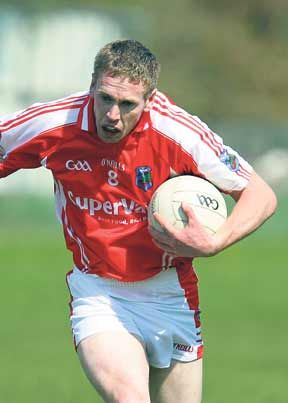 Experienced: Andrew OSullivan is a key man for Beara.