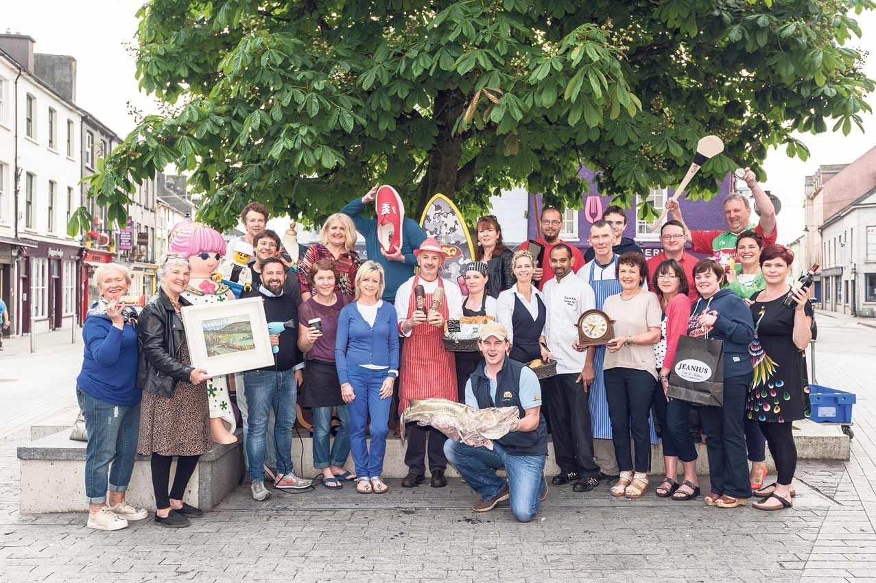 Traders and business owners from Clonakilty came