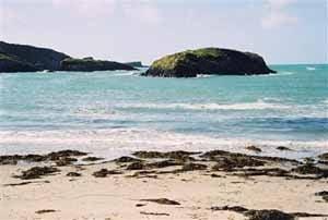 Tragumna Beach