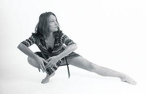 Tara Brandel is artistic director of Croí Glan Integrated Dance.