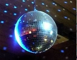 Glitter Ball: Get your dancing shoes ready