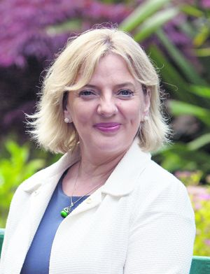 Liadh Ni Riada: calling for public to support plans