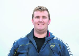 Brian Galvin is among the finalists for the Macra FBD Young Farmer of the Year 2015.                                  (Photo: Martin Walsh)
