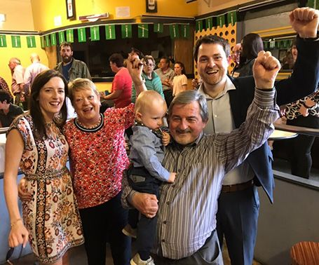 ELECTION LIVE: Grace OSullivan takes 4th seat and Clune