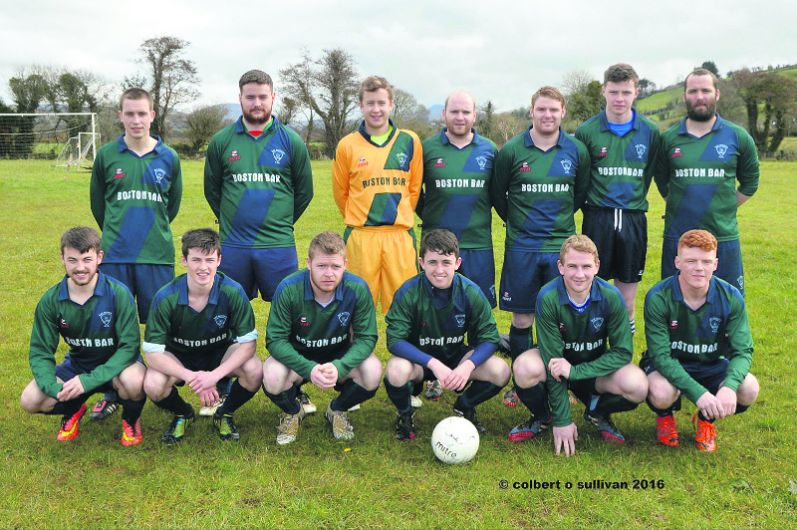 Bantry Blues finish season on a high with county minor final