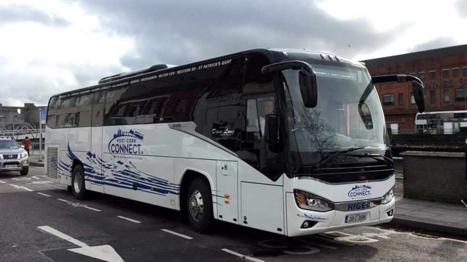 Affordable bus prices coming to West Cork as private