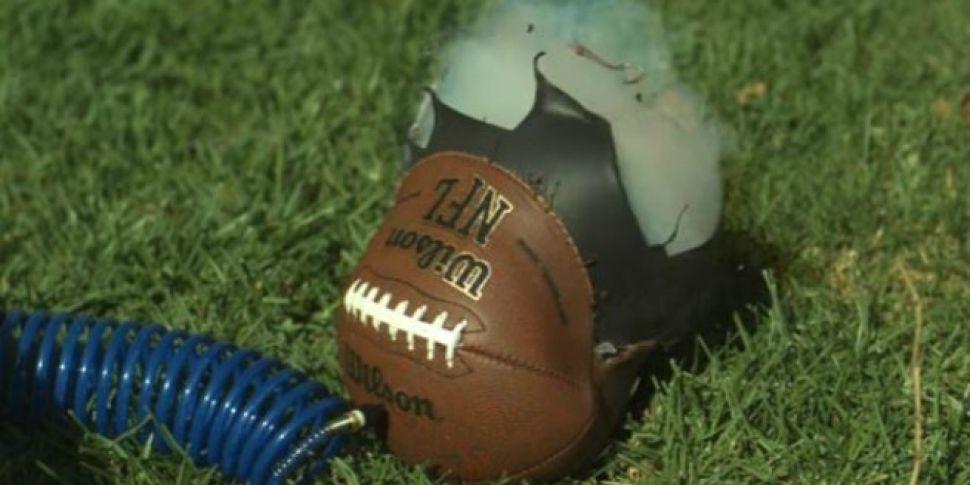 WATCH: Football's Being Bu...