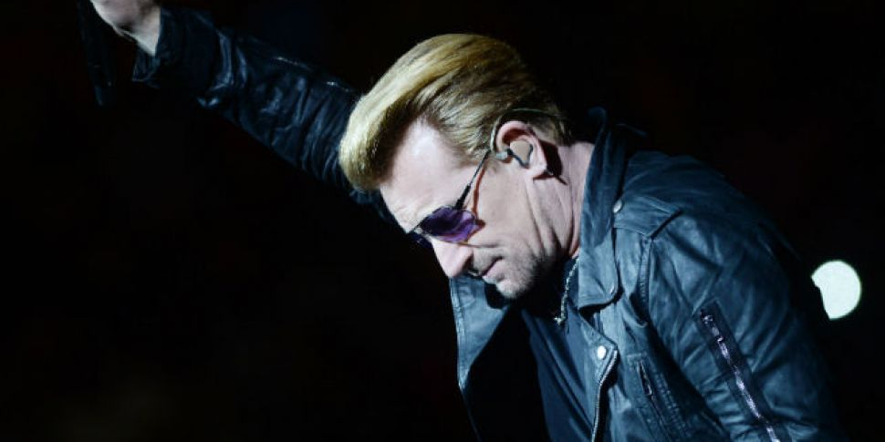 U2 Announce Croke Park Gig