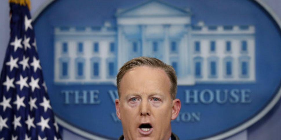 Sean Spicer Defends Detention...