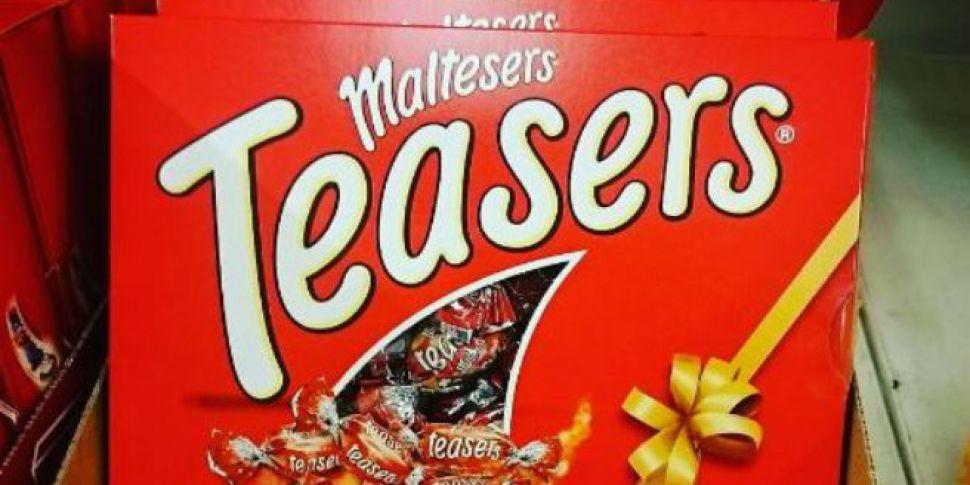Maltesers Launch Box Of Teaser...